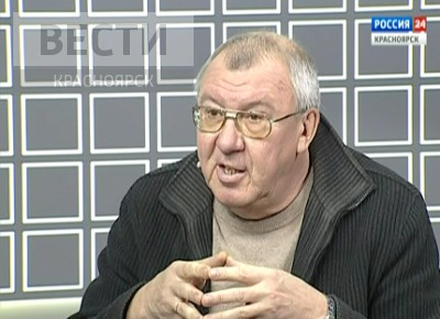 Журналист и автор документальных фильмов Сергей Герасимов об истории краевого ТВ