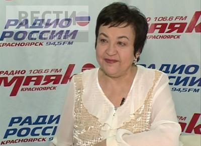 Радиожурналист Любовь Кочнева о проекте к 90-летию краевого радио «Радиомобиль»