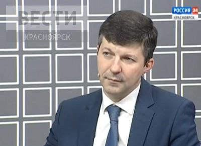 Председатель избирательной комиссии края Алексей Подушкин о ходе избирательной компании выборов президента России