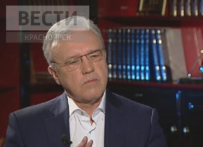 Александр Усс, врио губернатора Красноярского края о формировании кабинета министров