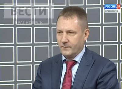 Генеральный директор компании «КрасКом» Олег Гончеров о новой системе водоснабжения и водоотведения