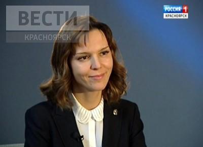 Лауреат премии Президента России для молодых ученых, кандидат биологических наук Анна Кудрявцева