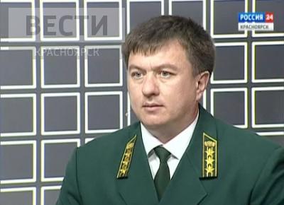 И.о. руководителя краевого лесопожарного центра Виталий Простакишин о ситуации с лесными пожарами в регионе
