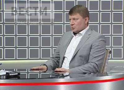 Глава Красноярска Сергей Еремин об основных красноярских проблемах