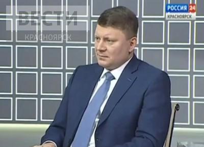 Глава Красноярка Сергей Ерёмин о том, что сделано за два месяца, что впереди, и как мэр будет проводить новогодние каникулы