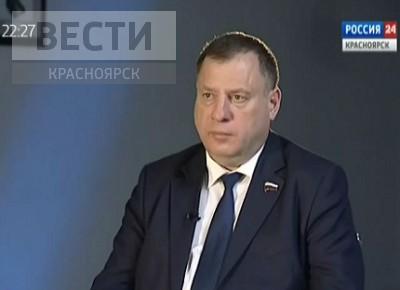 Депутат Государственной Думы России Юрий Швыткин о трагедии в Кемерове