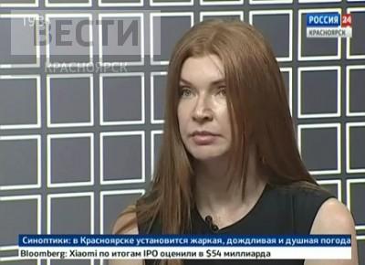 Директор красноярского ТЮЗа Наталья Кочорашвили о театральном фестивале в Румынии