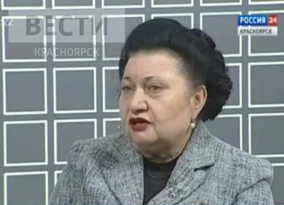 Депутат Государственной думы Раиса Кармазина об Универсиаде и программе по улучшение демографии