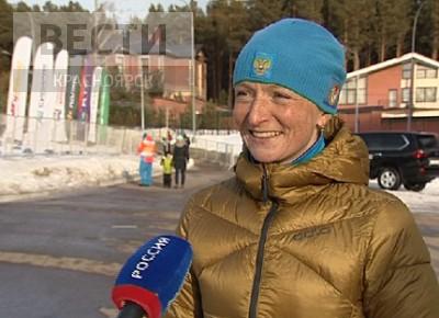 Чемпионка мира по лыжному ориентированию на длинной дистанции 2017 года Мария Кечкина о соревнованиях в Красноярске