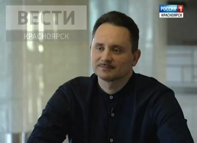 Художественный руководитель и главный дирижер Красноярского русского филармонического оркестра Валерий Шелепов