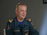 Главный государственный инспектор по маломерным судам Красноярского края Константин Трапезников