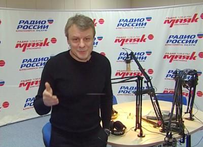 Радио моей жизни: засл. артист России, председатель краевого отделения СТД Андрей Пашнин