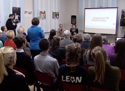Радиомобиль: творческая встреча в Шарыпово