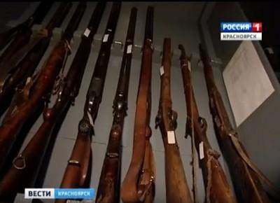 Тайны музейных кладовых: коллекция оружия