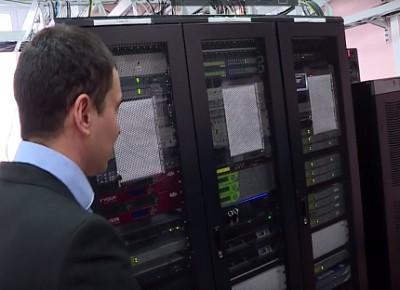 Торжественный запуск цифрового вещания в Красноярском крае