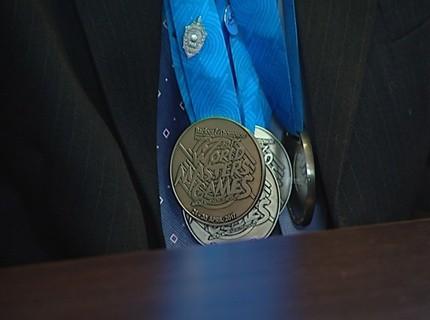 Шесть золотых медалей привезли в Красноярск ветераны спорта