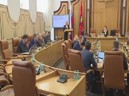 Расходы Красноярска выросли более чем на 4 миллиарда рублей