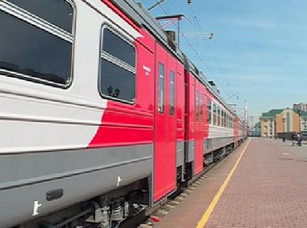 Сегодня в Красноярске меняется расписание электричек
