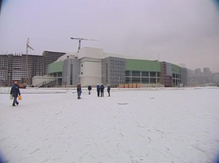 Строительство объектов Зимней универсиады — 2019 идет согласно графику