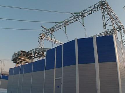 Красноярске энергетики модернизировали крупную подстанцию