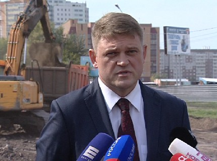 Мэр Красноярска Сергей Ерёмин назначил двух руководителей на значимые посты