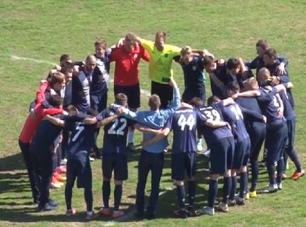 «Енисей» впервые в своей истории завоевал медали Футбольной национальной лиги