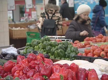 С начала года продуктовая корзина в Красноярском крае подорожала на 1,5 процента