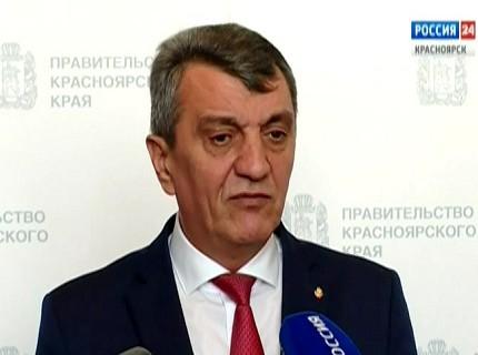 Полпред президента РФ  в СФО Сергей Меняйло два дня посвятил красноярским проблемам