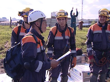 Красноярские спасатели отправятся в Китай
