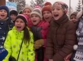 В Красноярск из Великого Устюга приехал Дед Мороз