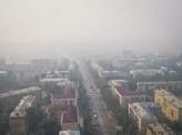 В Красноярске продлили режим «чёрного неба»