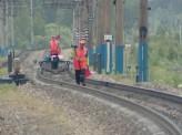 Красноярская железная дорога перешла на особый режим работы