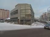 В Красноярске на улице Пролетарская второй раз сносят незаконное строение
