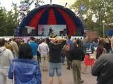 В Красноярске прошёл творческий вечер памяти Виктора Цоя