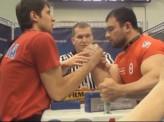 Красноярец стал чемпионом Европы по армрестлингу