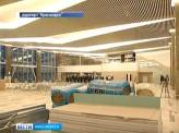Новый терминал красноярского аэропорта показали главе региона и журналистам /анонс/