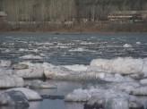 Начался ледоход на реках Кан, Чулым и Большой Улуй