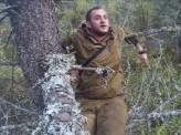 Ночь на дереве провёл лесник из Железногорска, чтобы продемонстрировать, как можно выжить в тайге