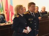 В Главном следственном управлении Красноярска отметили седьмую годовщину с момента образования СК РФ