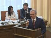Александр Усс ответил на вопросы о смене руководства регионального фонда капитального ремонта