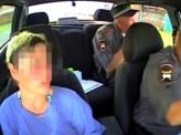 Под Минусинском нетрезвая женщина катала троих детей на своей легковушке