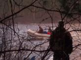 На Енисее спасли 6-летнюю девочку, которую унесло в резиновой лодке