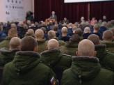 Три тысячи призывников этой осенью отправятся из Красноярского края на службу в армию