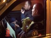 65 нетрезвых водителей задержали за минувшие выходные на дорогах Красноярска