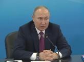 Сегодня Красноярск с рабочим визитом посетил Владимир Путин