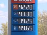 В Красноярске в шестой раз в этом году подорожал бензин