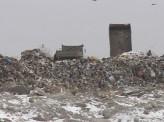 Возле Шинного кладбища стремительно растет свалка бытовых отходов