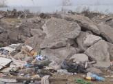 Активисты ОНФ обнаружили несанкционированную свалку в Ленинском районе Красноярска