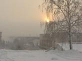 В эти выходные красноярцы почувствуют мороз до -47 градусов
