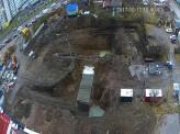 Строительство подземного перехода на Киренского затягивается